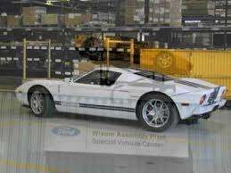 ford mustang assembly plant tour ford gt plant tour