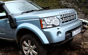 white land rover lr4 land rover discovery lr4 ultimate off road trial 4xoverland