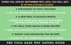 join the food eating guide membership today