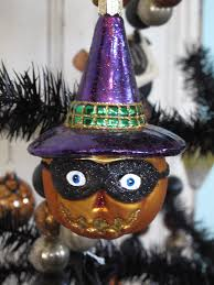Glass Halloween Ornaments by Old World Christmas Halloween Ornaments Traditions Halloween