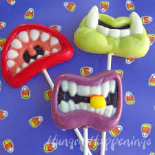 Edible Halloween Crafts How To Paint With Wilton Candy Melts Hungry Happenings
