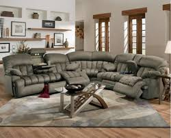 Console Sofa Reasons Why People Buy Sectional Couches With Recliners Elites