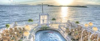 cruise ship weddings luxury cruise ships made more intimate and personalized