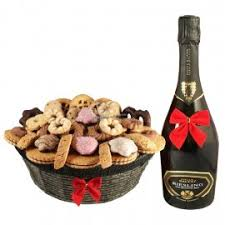 sending wine as a gift send wine chagne gift basket denmark germany uk italy