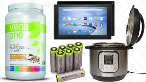 black friday deals on amazon 2016 instant pot today u0027s best deals fire hd 10 vega protein instant pot and more