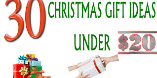 30 christmas gift ideas under 20 unusual gifts