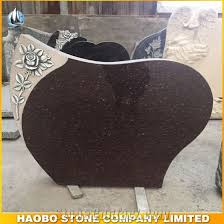 tombstone for sale western style gravestone cat eye granite tombstone book shaped
