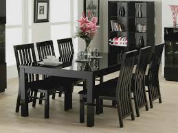 Dining Room Used Black Lacquer Dining Room Set Dining Room Table - Dining room chairs used