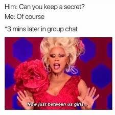 Secret Meme - can you keep a secret meme xyz