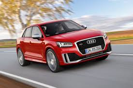 sporty audi sporty audi rs q5 and rs q2 their true colors