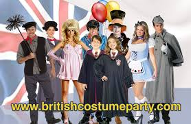 costume ideas from british movies and tv youtube