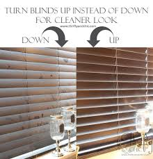 Blinds Up How To Fake A Clean House Hometalk