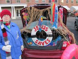 trunk or treat decorating ideas christ the king community church