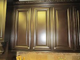Dark Stain Kitchen Cabinets The Process Of Staining Kitchen Cabinets U2014 Decor Trends
