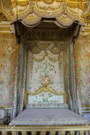 Royal Bedroom by Interior Of Royal Bedroom At Chateau De Versailles Palace Of