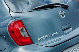 nissan micra trunk space new micra n tec acclaimed tech affordable price nissan insider