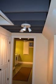 unfinished basement ceilings design pictures remodel decor and
