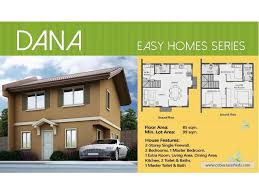 camella talamban easy homes dana model 2 storey 2 bedroom single previous next