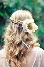 for wedding pretty curly hairstyle for wedding tilafashion fashion
