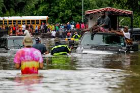 Flood Map Houston Is This The New Normal Houston Chronicle