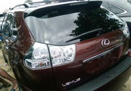 lexus rx for sale kenya ncs impounded 2008 lexus rx350 for auction at give away price due to