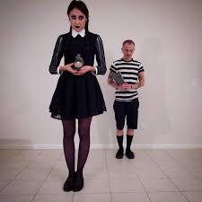 Wednesday Addams Costume Best 25 Pugsley Addams Costume Ideas On Pinterest Adams Family