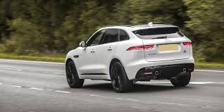 jaguar jeep jaguar f pace review carwow
