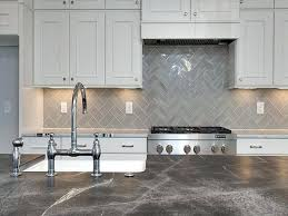 what color backsplash with gray cabinets 17 grey kitchen backsplash ideas that leave you awestruck