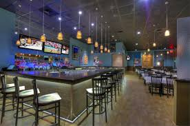 Restaurants Decor Ideas Cool Restaurant Decorating Ideas With Great Bar Design Amusing