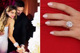 Celebrity Wedding Rings by Expensive Ring For Newlyweds Celebrity Engagement Rings Oval