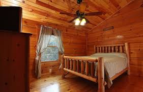 Log Cabin Bedroom Furniture by Ape Cabin 3 Shenandoah Valley Luray Va Mountain Vacation Rental