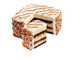 Franchise Coffee Toffee quilted coffee caramel cold creamery signature cakes
