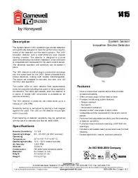 system sensor conventional smoke detector wiring diagram the