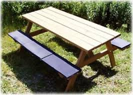 picnic table seat covers picnic table bleacher seat cushion clearance blowout ebay