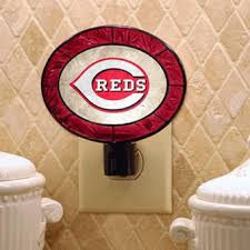 cincinnati reds home decor cincinnati reds lighting accessories ls neon lights mlbshop com