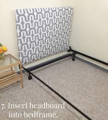 How To Make The Bed Mitchell To Morgan Diy Headboard Under 20