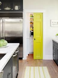 Kitchen Interior Doors Ways To Dress Up A Pantry Door Better Homes Gardens