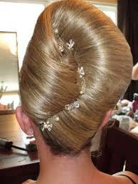 Frisuren Lange Haare Banane by Chignon Banane De Travers Hair