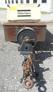 2007 atlas copco air compressor item l2423 sold may 23