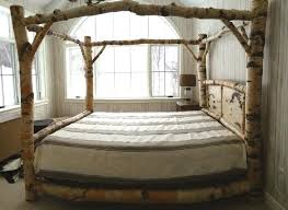 Tree Bed Frame White Size Canopy Bed Frame Medium Size Of Bed Frames Def