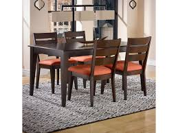 canadel gourmet custom dining customizable rectangular table set