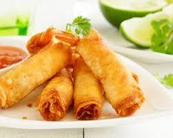 cuisine chinoise nems recette nems au plemousse chinois et crevettes