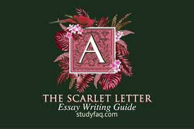 the scarlet letter essay writing guide studyfaq com