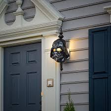 nothing says u0027happy halloween u0027 like star wars porch light covers