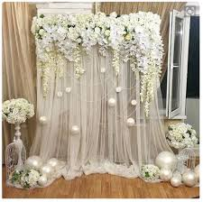 pipe and drape backdrop pipe and drape backdrop floral los angeles wedding
