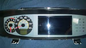 used nissan quest instrument clusters for sale