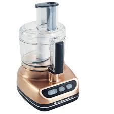 kitchenaid custom metallic u0026trade series food processor satin
