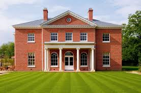 adam style house classical style homebuilding renovating