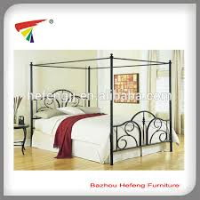 Black Canopy Bed Frame Canopy Bed Canopy Bed Suppliers And Manufacturers At Alibaba Com