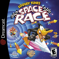 looney tunes space race dreamcast game
